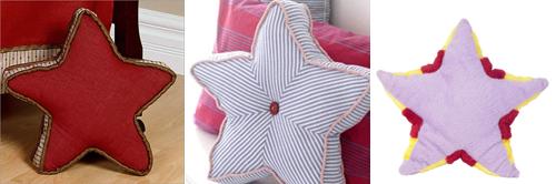 Подушка звезда своими руками Высоцкая Life 73