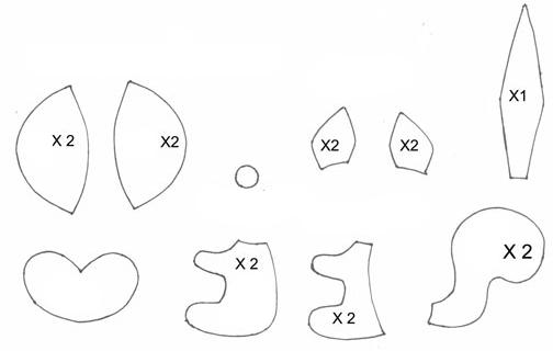 Схема пошива