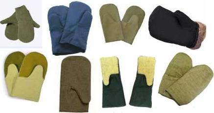 рабочие перчатки сшить