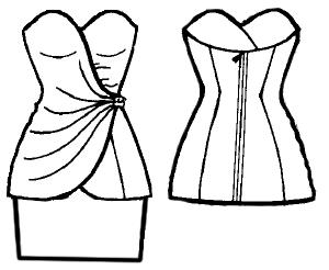 Платья своими руками выкройка