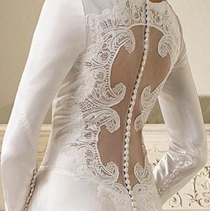 Как своими руками сшить свадебное платье