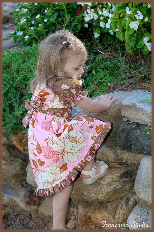 наряды для девочек - Детская мода