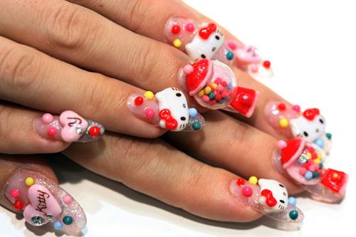 Дизайн своих ногтей своими руками фото
